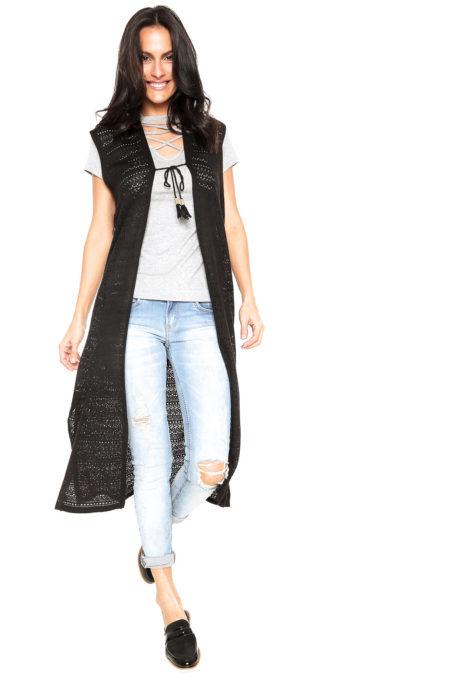 coletes de renda femininos 7 470x681 - Os COLETES DE RENDA femininos são um charme e tem modelos diferentes