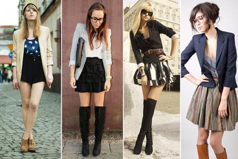 blazer e saia como usar 470x313 - BLAZER FEMININO, com saia, vestido ou calça está em alta