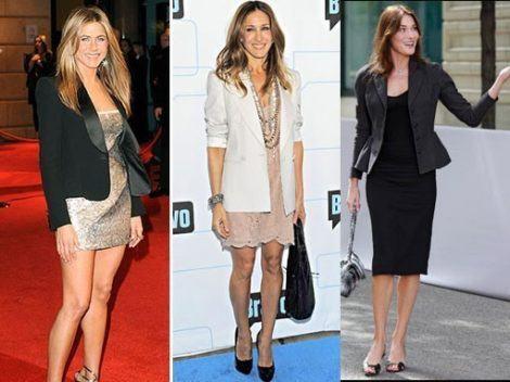 blazer e vestido 470x352 - BLAZER FEMININO, com saia, vestido ou calça está em alta