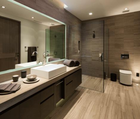 fotos de banheiros planejados 2 470x399 - FOTOS DE BANHEIROS Planejados e Decorados, perfeitos
