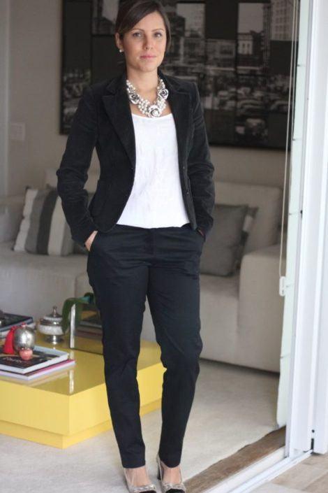 imagem 7 1 470x705 - BLAZER FEMININO, com saia, vestido ou calça está em alta