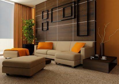 Paredes decoradas trazem mais estilo ao ambiente s detalhe for Paredes decoradas modernas
