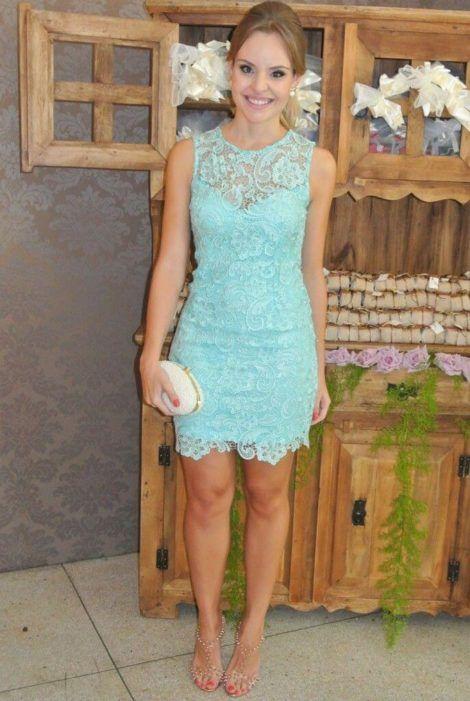 vestido de renda curto 5 470x701 - Vestido de RENDA CURTO , Veja como usar