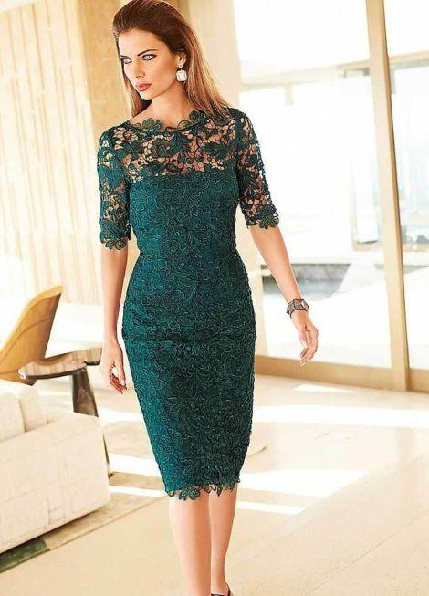 vestido de renda curto 7 470x653 - Vestido de RENDA CURTO , Veja como usar