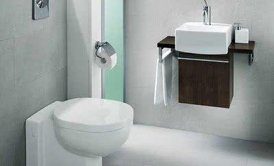 gabinete de banheiro pequeno 2 - GABINETE DE BANHEIRO pequeno em 30 projetos