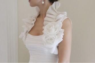 vestido de noiva com bolero 333x222 - vestido de noiva com bolero