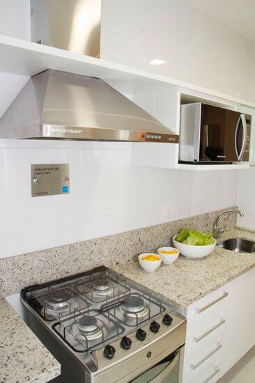 coifas para cozinha 6 - Coifas para cozinha PLANEJADA, veja modelos