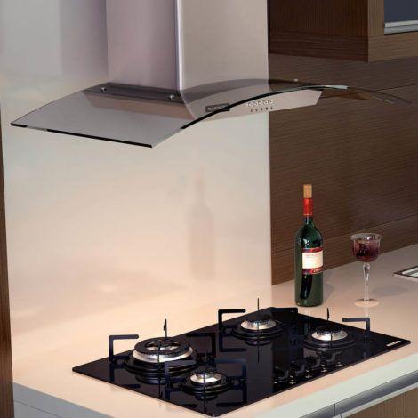 coifas para cozinha planejada 1 470x470 - Coifas para cozinha PLANEJADA, veja modelos