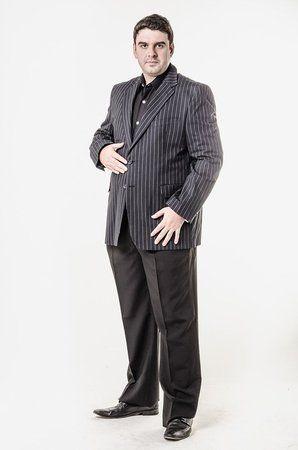 imagem 14 4 - TERNO risca de giz Modelos da moda masculina