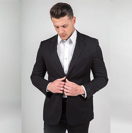 imagem 19 4 - TERNO risca de giz Modelos da moda masculina