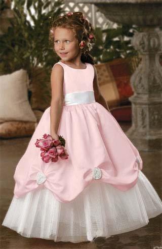 imagem 24 - VESTIDO INFANTIL DE FESTA: casamento, aniversario e mais