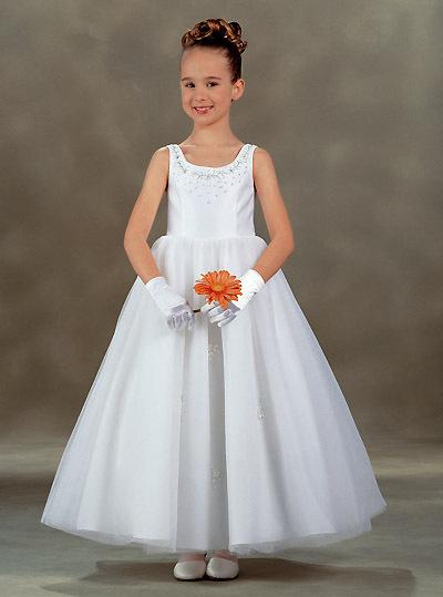 imagem 25 - VESTIDO INFANTIL DE FESTA: casamento, aniversario e mais