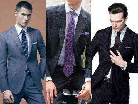 terno risca de giz 2 470x353 - TERNO risca de giz Modelos da moda masculina