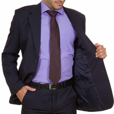 terno risca de giz 3 470x470 - TERNO risca de giz Modelos da moda masculina