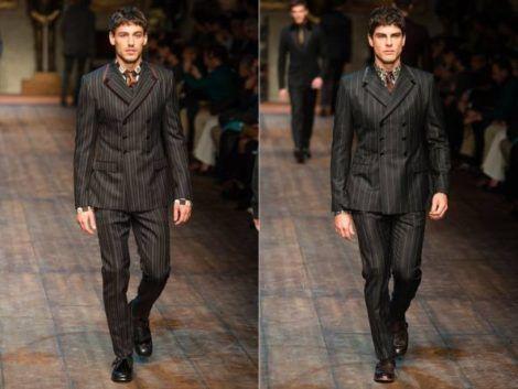 terno risca de giz 8 470x353 - TERNO risca de giz Modelos da moda masculina