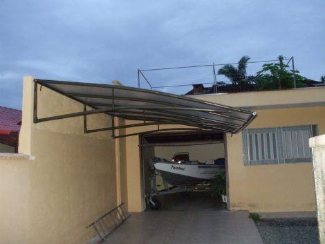Tipos de toldos para garagem uma ideia que protege s - Tipos de toldo ...