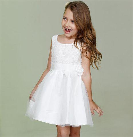 vestido infantil de de festa 7 - VESTIDO INFANTIL DE FESTA: casamento, aniversario e mais