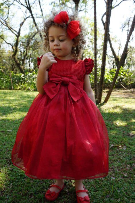 vestido infantil de de festa 8 470x706 - VESTIDO INFANTIL DE FESTA: casamento, aniversario e mais