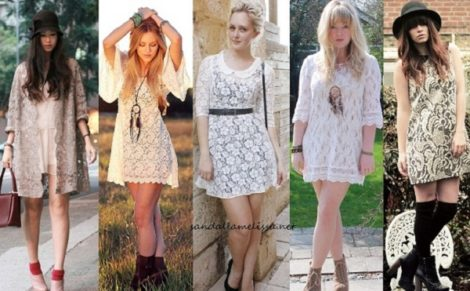 vestidos basicos simples 2 470x291 - Vestidos básicos SIMPLES para o dia a dia