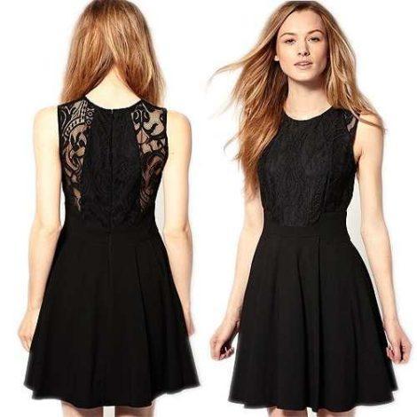 vestidos basicos simples 4 470x470 - Vestidos básicos SIMPLES para o dia a dia