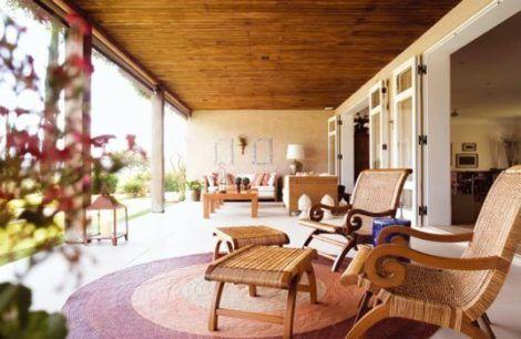 moveis rusticos para varanda 5 470x306 - Móveis RÚSTICOS para Casa, veja cada ambiente