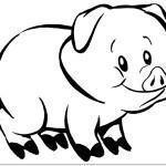 desenhos de animais para colorir foto 8 150x150 - Desenhos de animais para colorir