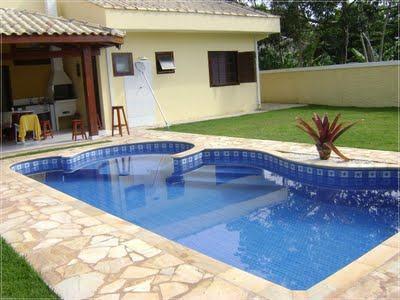Casa Com Piscina Fotos De Modelos Veja S Detalhe