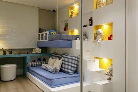 imagem 10 470x313 - Quarto com cama BELICHE veja como decorar