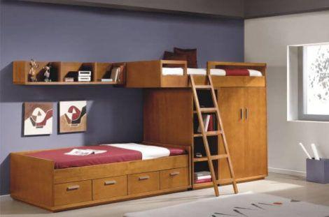 imagem 11 470x311 - Quarto com cama BELICHE veja como decorar