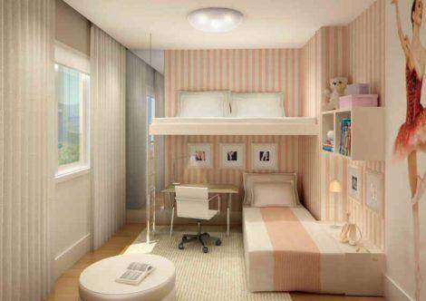 imagem 12 470x332 - Quarto com cama BELICHE veja como decorar