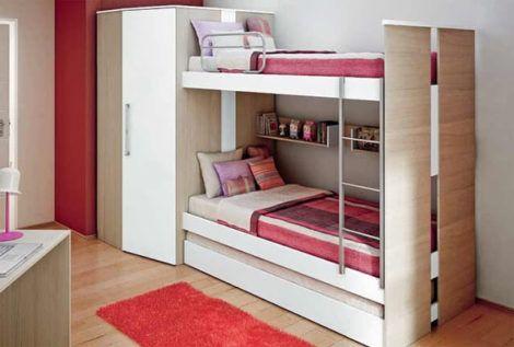 imagem 15 470x317 - Quarto com cama BELICHE veja como decorar