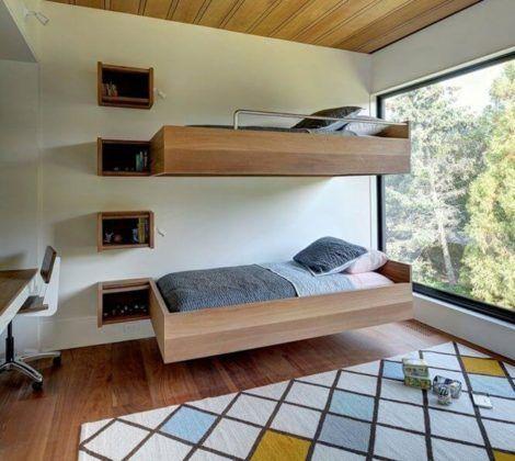 imagem 18 470x420 - Quarto com cama BELICHE veja como decorar