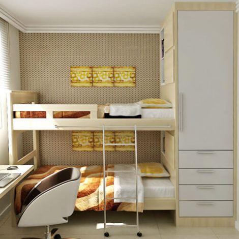 imagem 19 470x470 - Quarto com cama BELICHE veja como decorar