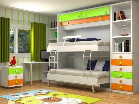 imagem 22 470x353 - Quarto com cama BELICHE veja como decorar