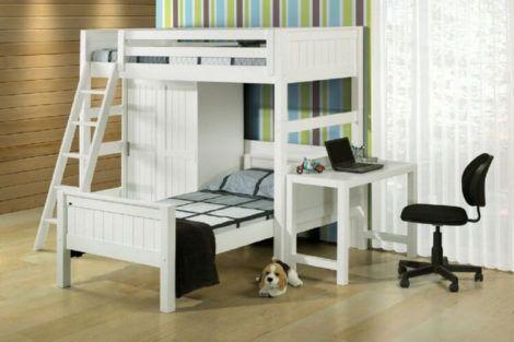 imagem 23 470x313 - Quarto com cama BELICHE veja como decorar