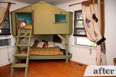 imagem 24 470x313 - Quarto com cama BELICHE veja como decorar