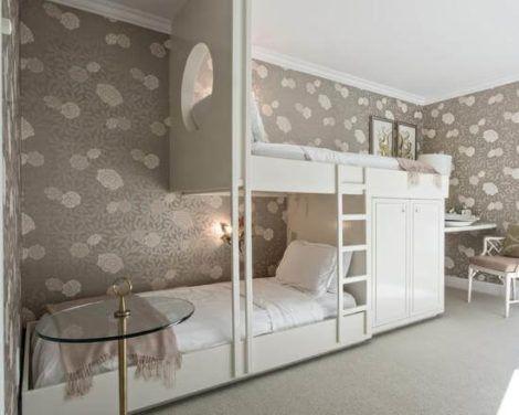 quarto com cama beliche 6 470x376 - Quarto com cama BELICHE veja como decorar