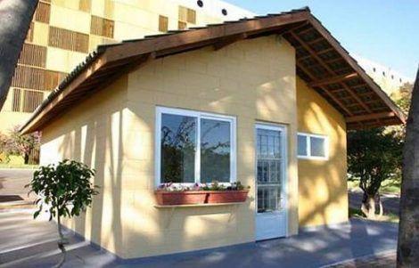 casas populares fachada 10 470x301 - Fachadas de CASAS POPULARES - fotos de modelos