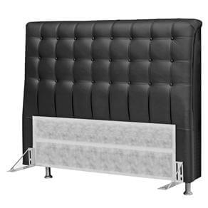 cabeceira de cama box 1 - Quartos decorados com CABECEIRA de cama box