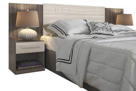 cabeceira de cama box 4 470x313 - Quartos decorados com CABECEIRA de cama box