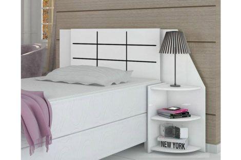 cabeceira de cama box 5 470x313 - Quartos decorados com CABECEIRA de cama box