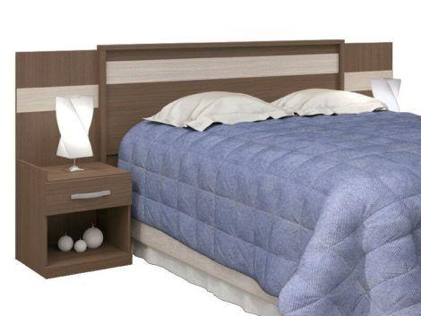 cabeceira de cama box 7 470x353 - Quartos decorados com CABECEIRA de cama box