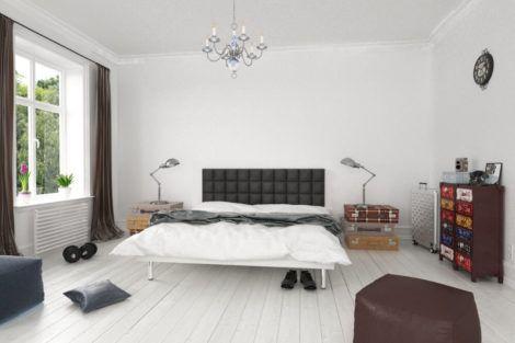 imagem 17 470x313 - Quartos decorados com CABECEIRA de cama box