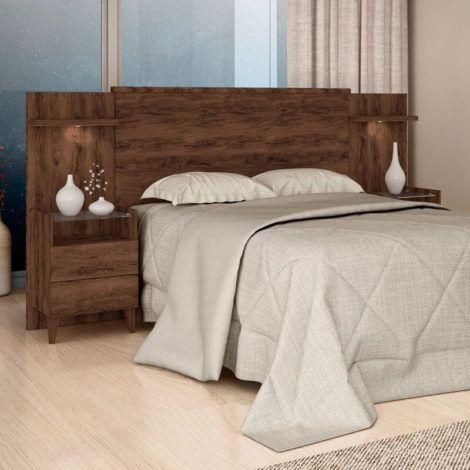 imagem 19 470x470 - Quartos decorados com CABECEIRA de cama box