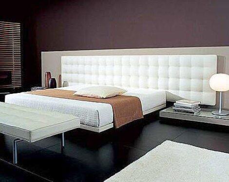 imagem 23 470x374 - Quartos decorados com CABECEIRA de cama box