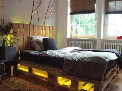 imagem 24 470x353 - Quartos decorados com CABECEIRA de cama box