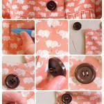 pregar botão em roupa 3