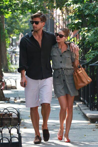 camisa social masculina com shorts 4 - CAMISA SOCIAL MASCULINA com calça, shorts (visuais para trabalhar e passear)