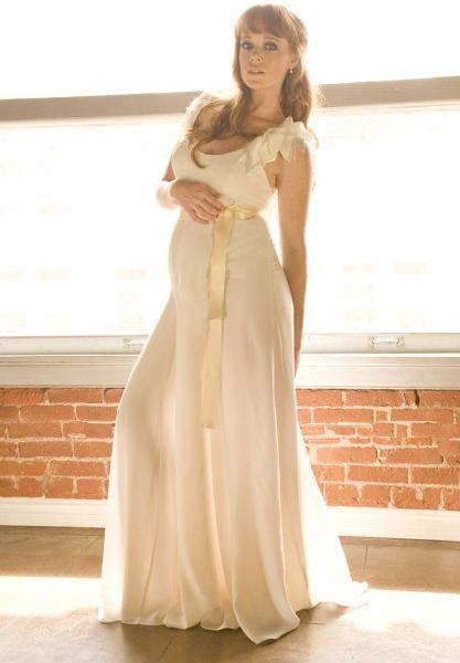 imagem 16 - Vestido de GESTANTE LONGO modelitos e dicas de uso