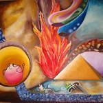 quadros artisticos 3